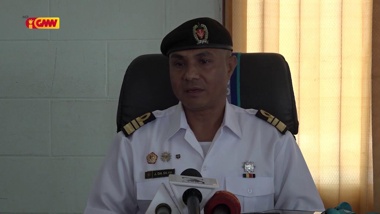 Ró Forsa Naval NRTL Jaco no Betano la halao Operasaun durante tinan 3