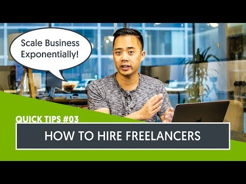 How to scale your time by hiring freelancers