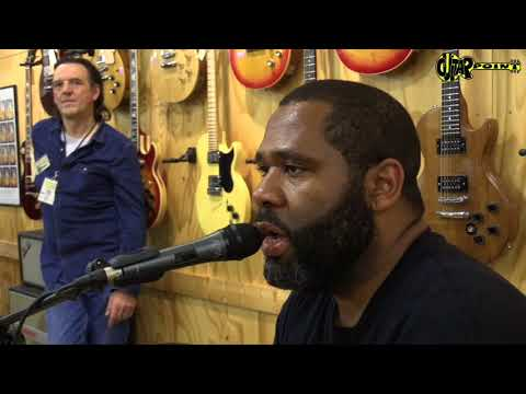 GuitarPoint - Show April 2017 in Maintal / Germany - Day 4 / Clinic with Kirk Fletcher