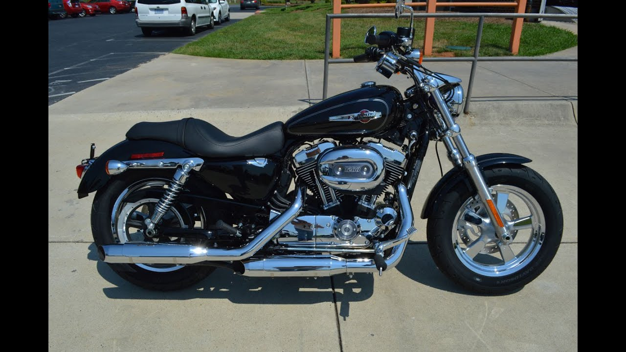 2015 Harley-Davidson® XL1200C - Sportster® 1200 Custom ...