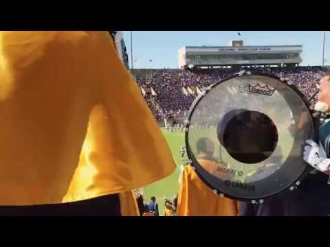 Tourist - Southern University Drumline (2016) | Alcorn