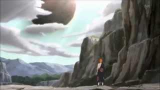 Naruto vs Pain (Kyubi)