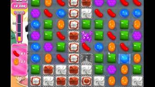 Candy Crush Saga level 689 (3 star, No boosters)