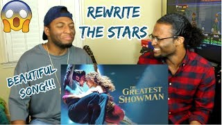 Download Lagu Rewrite The Stars (from The Greatest Showman Soundtrack) (REACTION) Mp3