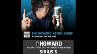 Howard Stern:Sirius/XM merger,Growth of satellite radio...(from 3/8/2010)