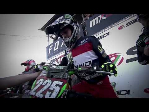 EMX125 Presented by FMF Racing Champion - Brian Moreau - MXGP Of Sweden