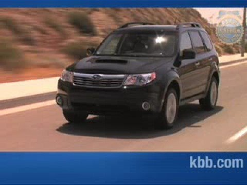 2008 Subaru Forester Review - Kelley Blue Book