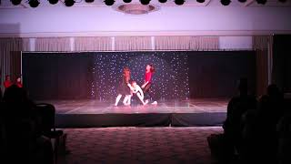 Blackhill performing under the theme Exorcist | Dance Show