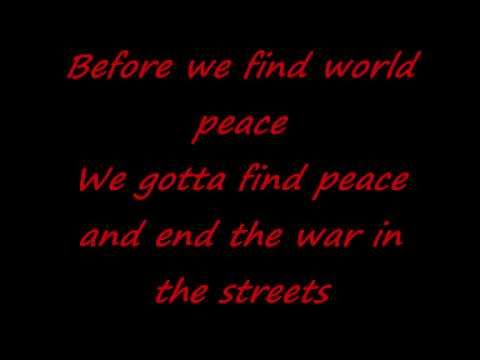2pac- Ghetto Gospel Lyrics - YouTube
