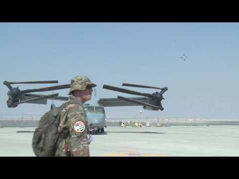 Dubai Airshow 2017 - DAS 17- UAE Joint Aviation Command Aircraft Staging