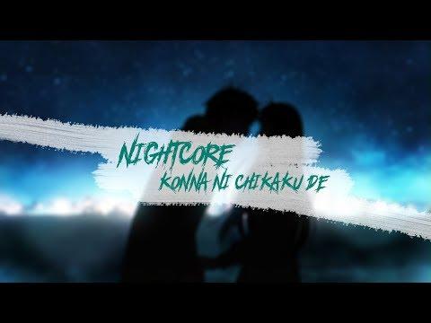 Nightcore - Konna ni Chikaku de | Crystal Kay