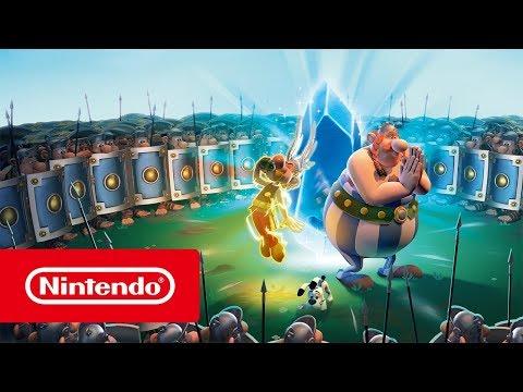 Astérix & Obélix XXL3: Le Menhir de Cristal - Bande-annonce de lancement (Nintendo Switch)