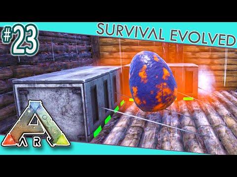 ARK: Survival Evolved - High Level Breeding!  S3E23