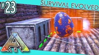 ark survival evolved how to make a incubator