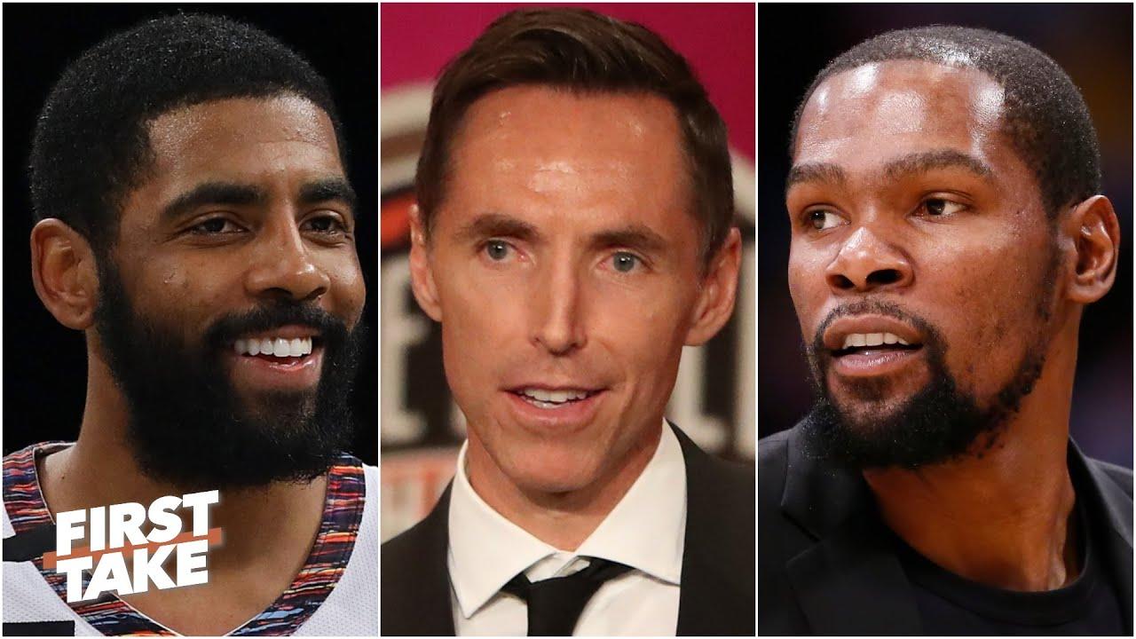 Richard Jefferson: Nets' hiring of Steve Nash 'about basketball,' not ...