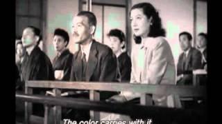 LATE SPRING (Banshun), 1949