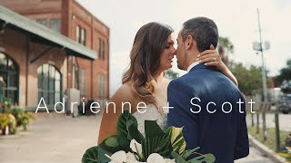 Adrienne + Scott | St. Petersburg Wedding Film