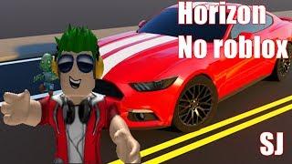 Forza Horizon no Roblox ?!!? (Horizon - Alpha 0.12)
