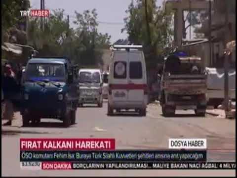 مراسلة قناة TRT التركية الرسمية Elif AKKUŞ لقاء مع السيد عماد الدين عيسى في مدينة الراعي