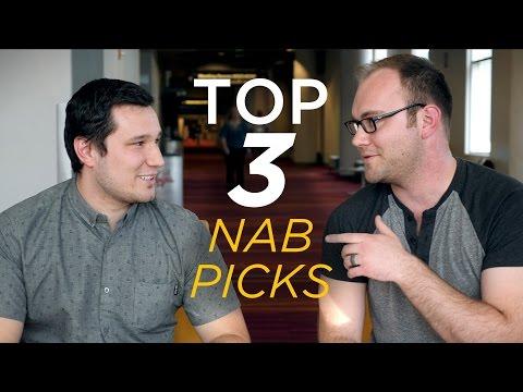 Top 3 NAB Picks with Max Yuryev!