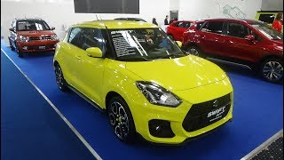 2019 Suzuki Swift Sport 1.4 BoosterJet - Exterior and Interior - Auto Salon Bratislava 2019