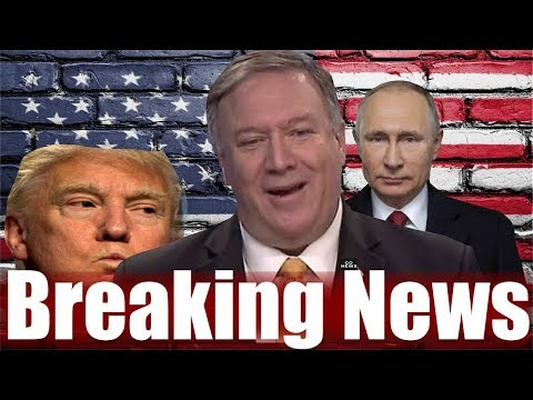 United States SUSPENDS INF Treaty and WARNS Russia
