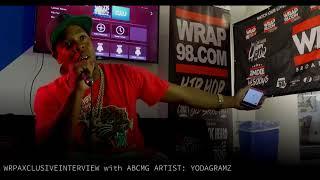WRAPXCLUSIVEINTERVIEW with @YodaGramz