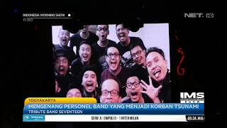 Berasal Dari Jogja,Para Musisi Yogyakarta Beri Penghormatan Kepada Band Seventeen- IMS