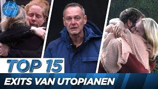 Top 15: Exits van Utopianen 😥 | UTOPIA