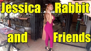 Jessica Rabbit and Friends V230