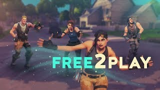 FREE TO PLAY (Fortnite Battle Royale)