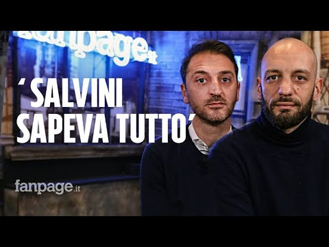 Salvini E I Suoi Legami Pericolosi: