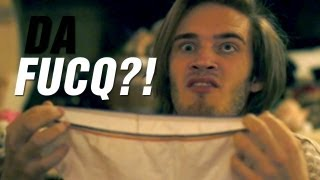 vuclip SEXY UNDERWEAR!- (Fridays With PewDiePie - Part 54) (Mail & 5 Million Subscribers!)