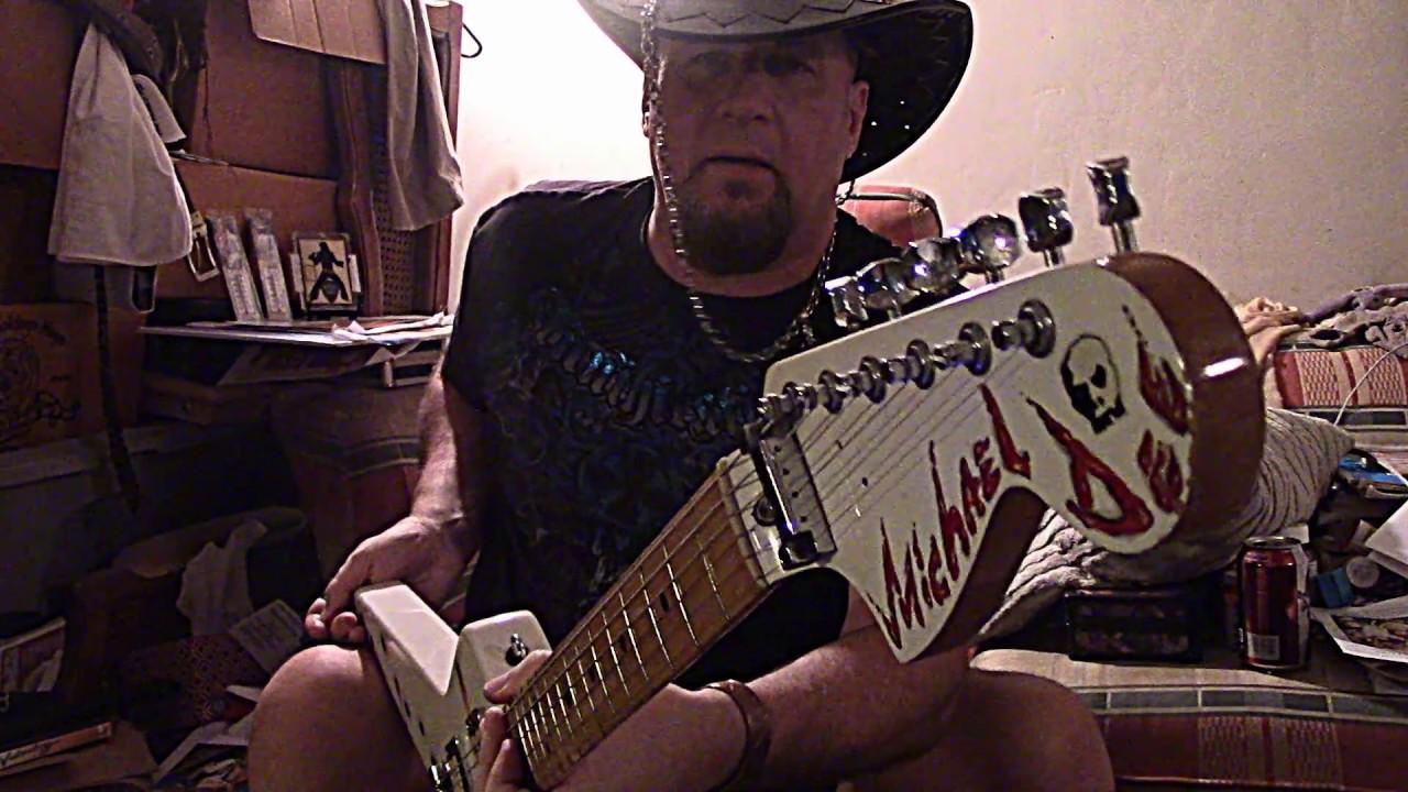 Charvel Jackson 1980 Star The Michael Dee Custom Star Guitar