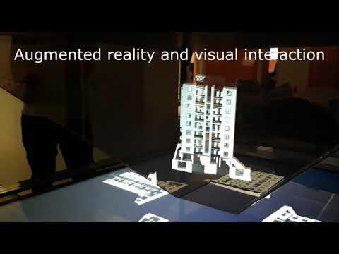 <p>HOLOGRAMA 3D eraikina (ingelesez)</p>