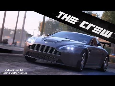 The Crew | Aston Martin V8 Vantage S Gameplay - Performance Spec (PS4 &  Xbox One) [HD]
