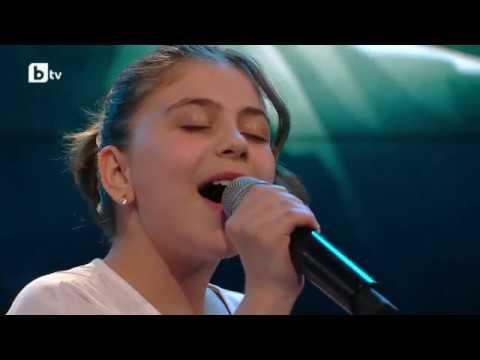 "Александра Георгиева – ""Притури са планината"" (Шоуто На Слави)"