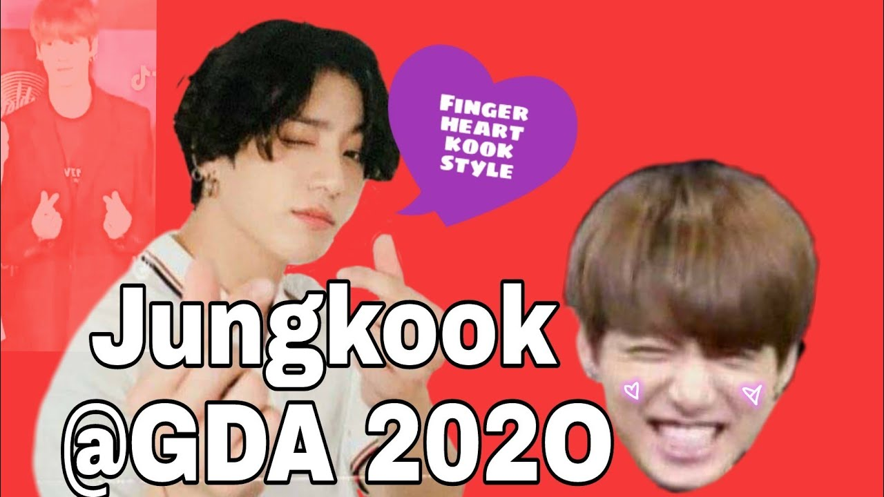Bts Jungkook Doing Finger Hearts Cute Moments Youtube