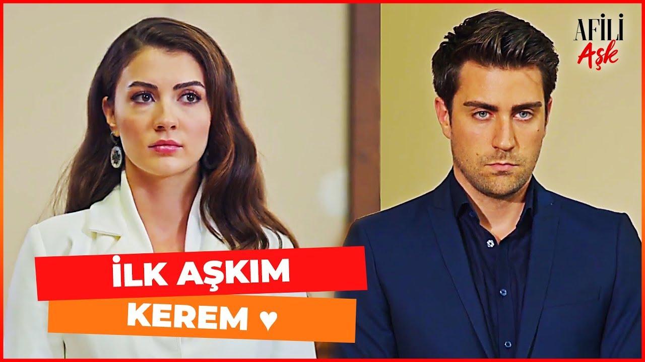 Kerem, Ayşe'nin İLK AŞKI Çıktı! - Afili Aşk 17. Bölüm (FİNAL SAHNESİ)
