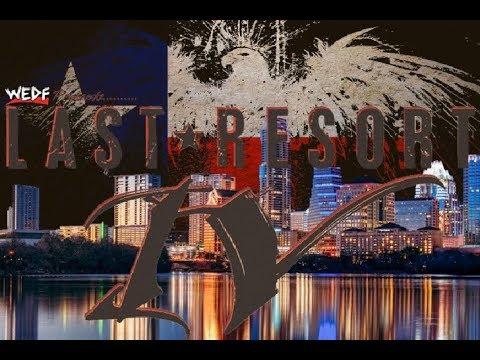WEDF Last Resort 4 | WWE 2K18 CPV