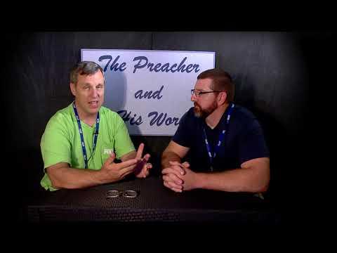 Preacher and His Work - PTP Edition - Steven Cordle