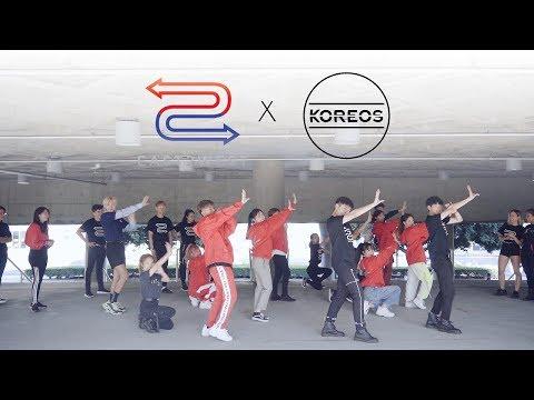 East2West X Koreos : KPOP Random Play Dance At KCONLA19