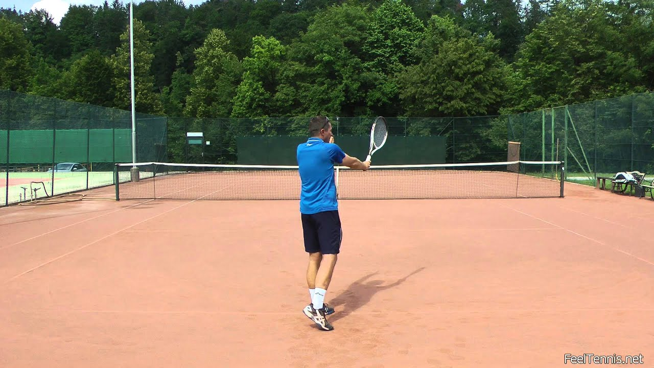 7 Serve Pronation Drills For A Better Tennis Serve Youtube