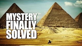 aliens in pyramids    mystery finaly solved    giza egypt    must watch aliens