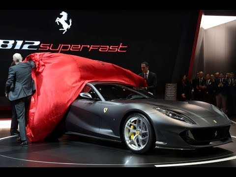 Delivery of the Ferrari 812 Superfast | CSR RACING 2