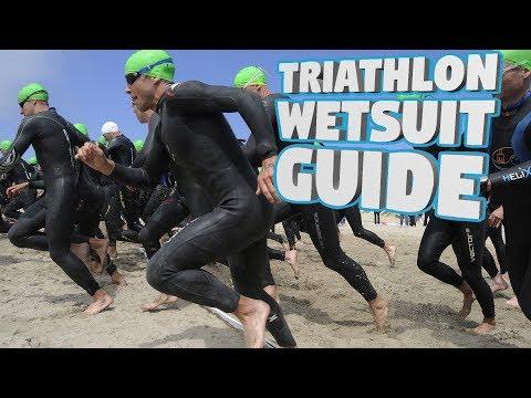 Triathlon Wetsuit Guide