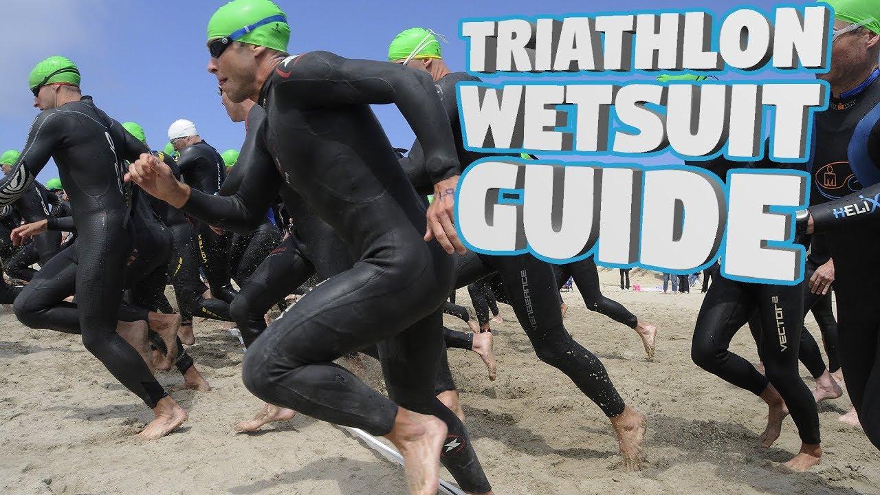 03869d846e85 Triathlon Wetsuit Guide. Simply Swim