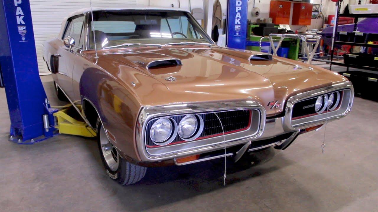 1970 dodge coronet convertible