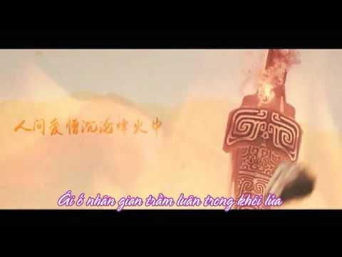 [Vietsub] [Hiên Viên Kiếm] Thiên Mệnh《天命》- Anh Cửu & Diệp Thiên Tình