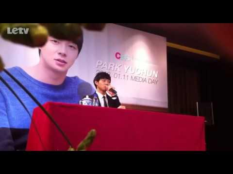 [130110] Yuchun Beijing Media Day #3